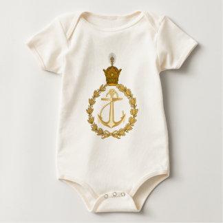 IIN-Siegel Baby Strampler