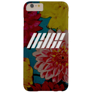 IKON MIT BLUMEN BARELY THERE iPhone 6 PLUS HÜLLE