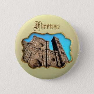 ILDuomodi Firenze Runder Button 5,7 Cm