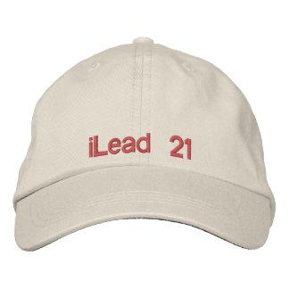 iLead gestickter Hut Bestickte Caps