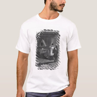 "Illustration von ""Le Lutrin"" durch Nicolas T-Shirt"