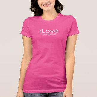iLove Yellowstone Nationalpark Wyoming-Shirt T-Shirt