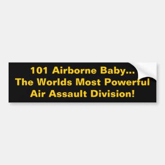 Im Flugzeug Baby 101… die Welten der meiste starke Autoaufkleber