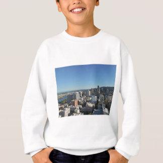 Im Stadtzentrum gelegene Portland-Skyline Sweatshirt