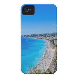 Im Stadtzentrum gelegenes Nizza, Frankreich Case-Mate iPhone 4 Hülle