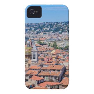 Im Stadtzentrum gelegenes Nizza, Frankreich iPhone 4 Etuis