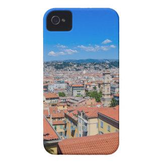 Im Stadtzentrum gelegenes Nizza, Frankreich iPhone 4 Hülle