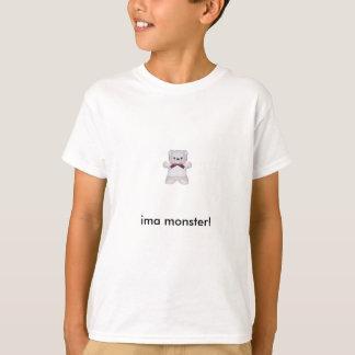 Ima Monster T - Shirt (weiß)