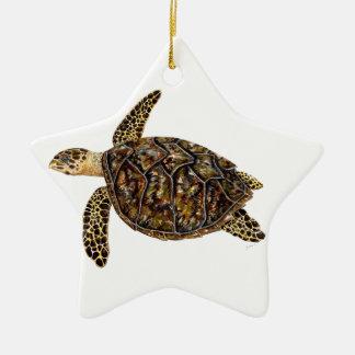 Imbricata Schildkröte Keramik Ornament