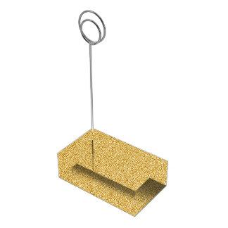 Imitat-metallischer Folien-Goldzauber