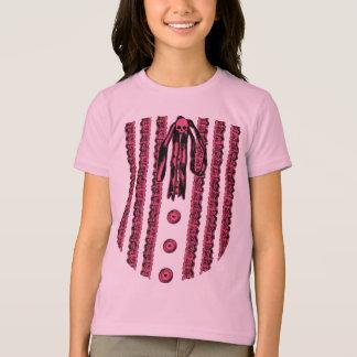 Imitat-Spitze-Fronten-T - Shirts
