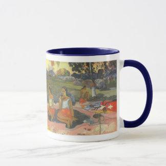 Impressionismus durch Gauguin, herrliche Tasse