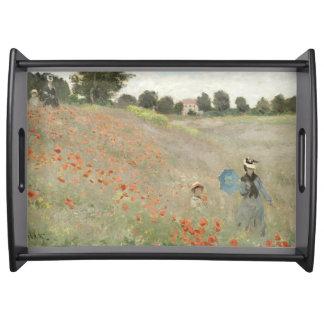 Impressionismus Monet Tablett