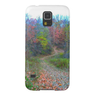 In das Holz tief wandern Samsung Galaxy S5 Hülle