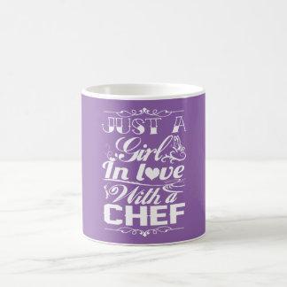 In der Liebe mit einem Koch Tasse