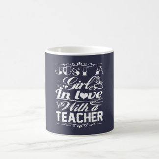 In der Liebe mit einem Lehrer Tasse