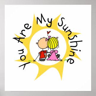 In der Liebe sind Sie mein Sonnenschein Poster