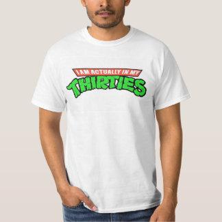 In meinem 30s T-Shirt