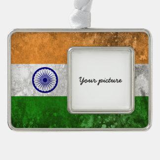 Indien Rahmen-Ornament Silber