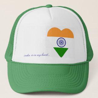 INDIEN TRUCKERKAPPE