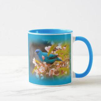 Indigo-Flaggen-Blau Tasse