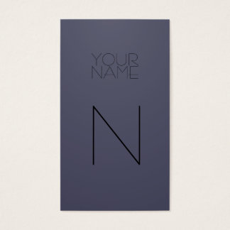 Indigo-Mode Visitenkarten