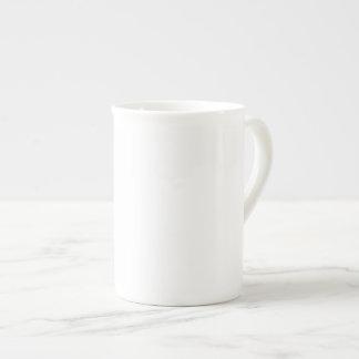 Individuelle Porzellan Tasse
