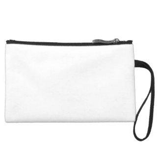 Individuelle Velour Clutch Tasche