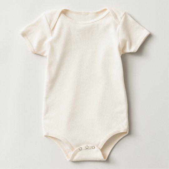 Baby-Body aus Bio-Baumwolle von American Apparel