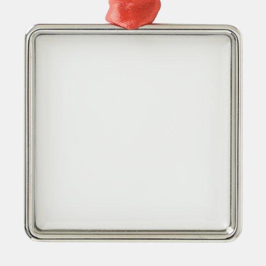Premium Quadrat Ornament