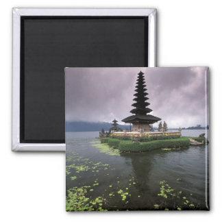Indonesien, Bali, Ulun Danu Tempel Kühlschrankmagnete