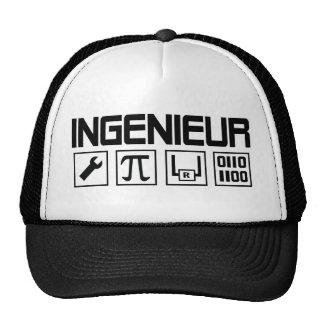 ingenieur Ikone Mütze