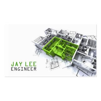 Visitenkarten für Architekten