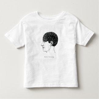 Inländische Neigungen Kleinkinder T-shirt