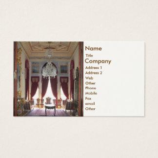 Innenarchitektur Visitenkarten