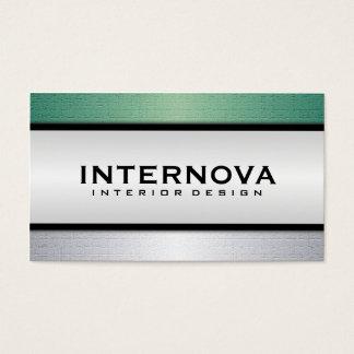 Innenarchitektur - Visitenkarten