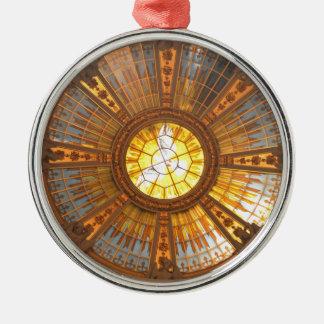Innere Berlin-Kathedrale (Bewohner von BerlinDom) Silbernes Ornament