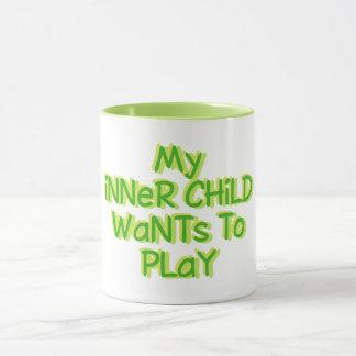 Innere KinderTassen - wählen Sie Art Tasse