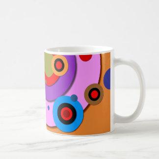 Innere Kreise #1 Kaffeetasse