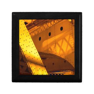 Innere Turm-Brückensammlung Geschenkbox