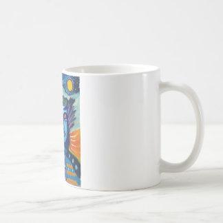 Innerer Mann durch Piliero Kaffeetasse