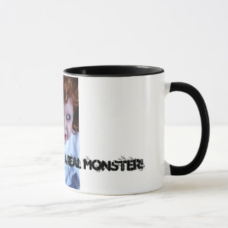 Inneres Kind ist eine Monster-Kaffeetasse Tasse