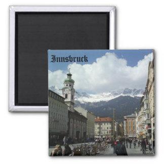 Innsbruck Quadratischer Magnet