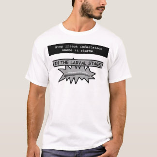 Insekten-Plage-T - Shirt
