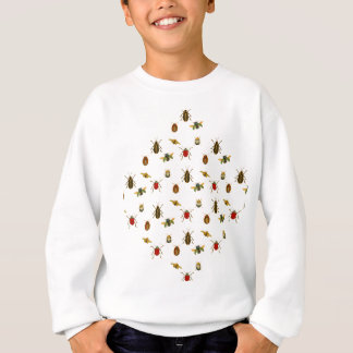 Insekten-Raute Sweatshirt