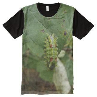 Insekten T-Shirt Mit Bedruckbarer Vorderseite