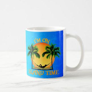 Insel-Zeit Tasse