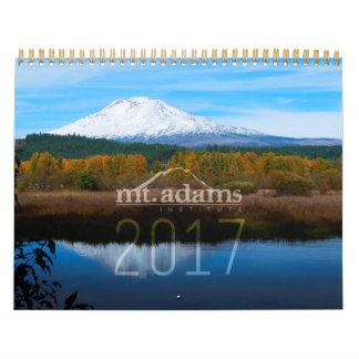 Institut-Kalender 2017 Mt. Adams Kalender