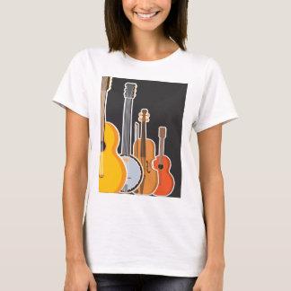 Instrument-Gemisch T-Shirt