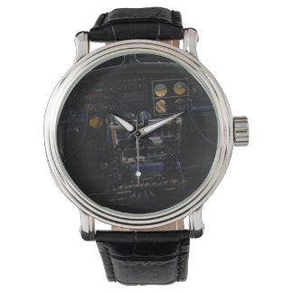 Instrumentenbrett Armbanduhr